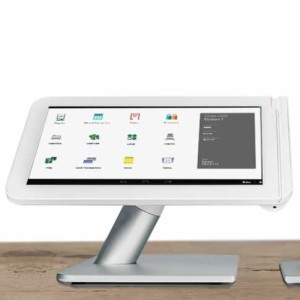 Clover terminal and stand